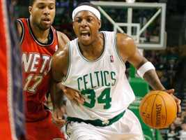 "According to one story, Pierce's nickname, The Truth, was accorded him by Shaquille O'Neal after a Lakers-Celtics game in 2001. O'Neal told a reporter: ""Take this down. My name is Shaquille O'Neal and Paul Pierce is the [expletive] truth. Quote me on that and don't take nothing out. I knew he could play, but I didn't know he could play like this. Paul Pierce is the truth."""