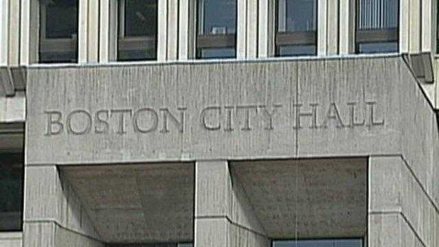 Boston City Hall - 21220442