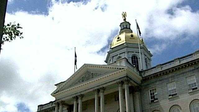 New Hampshire Statehouse - 20431399