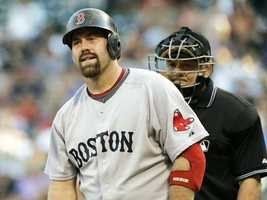 Youkilis won the Golden Glove in 2007. He is also a three-time MLB All-Star, two-time World Series Champion, and winner of the 2008 Hank Aaron Award.