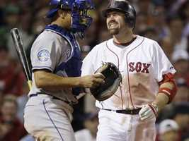Youkilis made an appearance on Travel Channel's Man v. Food. In 2011 he appeared in the music video for the Dropkick Murphys song Going Out in Style.