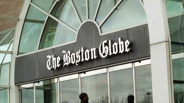 Boston Globe Building - 18897807