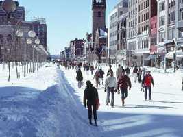 Copley Square in Boston