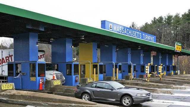 Mass. Turnpike tolls AP Photo - 18688149