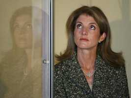 Caroline Kennedy in 2004.