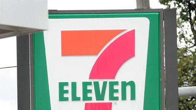 7-Eleven Sign - 18173211