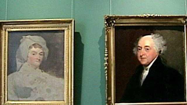John, Abigail Adams - 15860622