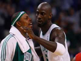 Three days later, the Celtics and Brooklyn Nets reached a deal to trade Paul Pierce, Kevin Garnett and Jason Terry.
