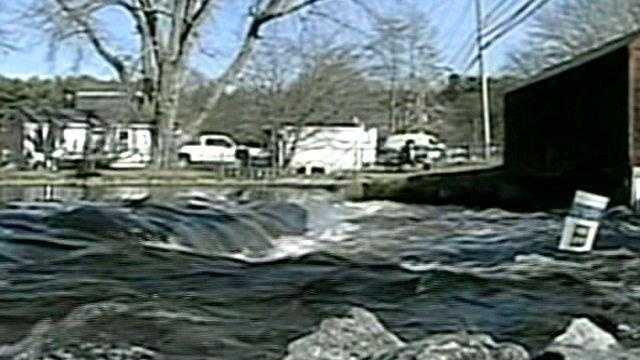 Taunton Dam - 15314777