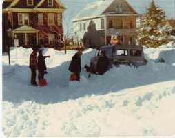 Everett, MA, Blizzard of '78