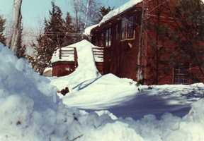 Our back porch!