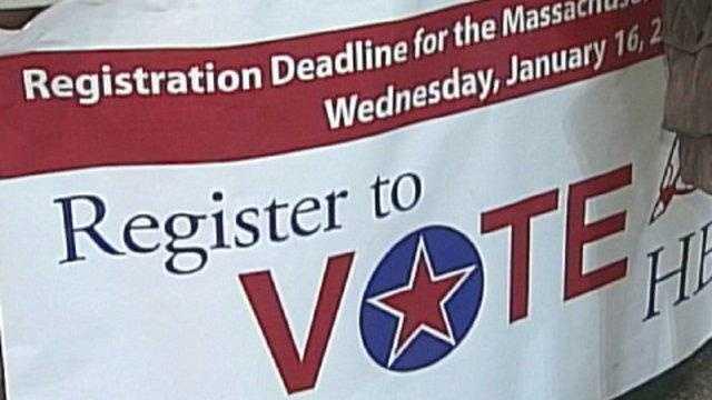 Voter Registration - 15062625