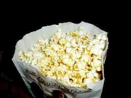 15.) Disease-Promoting Popcorn Bags