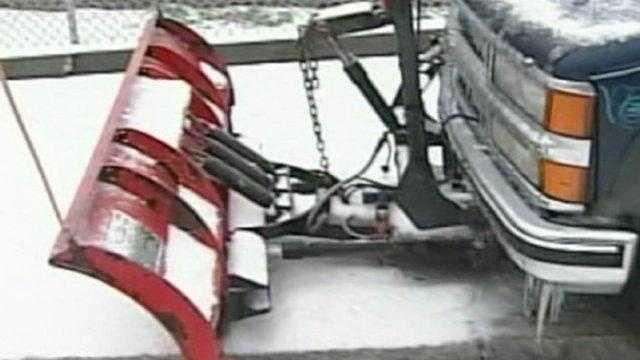 snow plow - 14759257