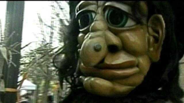 Salem, Halloween Mask - 14474569
