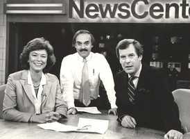 Natalie Jacobson, former WCVB News Director Phil Balboni & ABC Anchor Peter Jennings