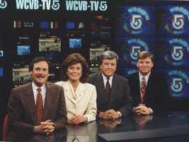 Dick Albert, Natalie Jacobson, Chet Curtis & Mike Lynch