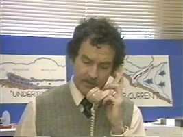 Meteorologist Bob Copeland