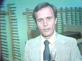Reporter Kirby Perkins, 1979
