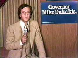 Reporter David Ropeik, 1978