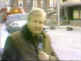 Reporter Roger Goodrich, 1977