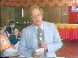 Reporter Joe Day, 1976