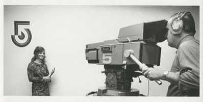 One of the world's first installations of Norelco PC-100 cameras. These highly automated cameras were revolutionary.