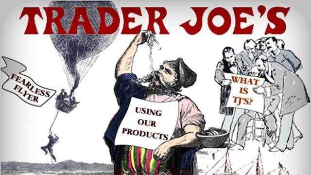 Trader Joe's Logo - 13332364