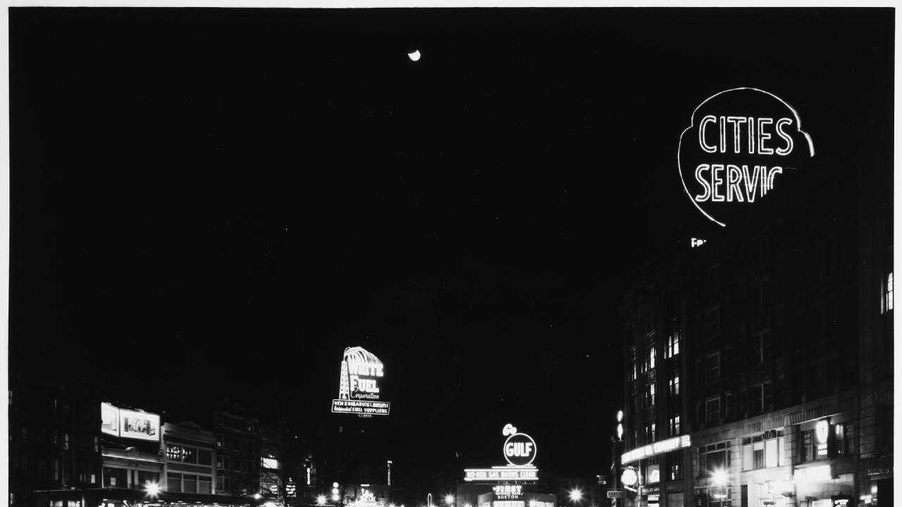 Kenmore Square 1950s 3 - 30826170