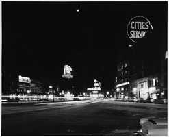 Kenmore Square in the 1950s