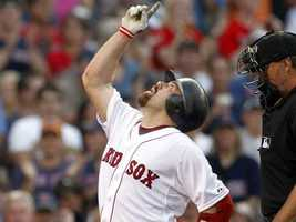 Youkilis was married to Enza Sambataro from 2008 to 2010.