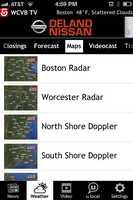 Radar maps are easy to navigate.