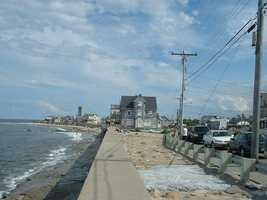 #74 Ocean Bluff-Brant Rock section of Marshfield with an average income of $74,786
