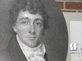 "Francis Scott Key gained his long-lasting reputation for penning ""The Star-Spangled Banner"" when the British attacked Baltimore."