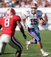 Tebow graduated from the University of Florida with a bachelor's degree in family, youth and community sciences.