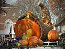 The streets of Plymouth were packed with people last year, in 2011, for the town's annual Thanksgiving parade.