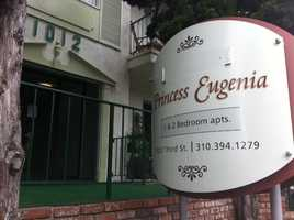 Greig lived with Bulger in the Princess Eugenia apartments in Santa Monica.
