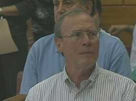 Lauren's dad during Fujita's arraignment.