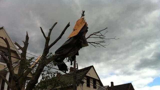 West Springfield Tornado