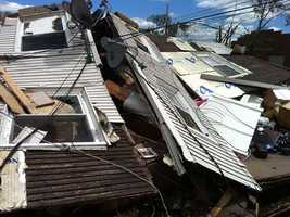 Angelica Guerrero was killed when her house collapsed on her.