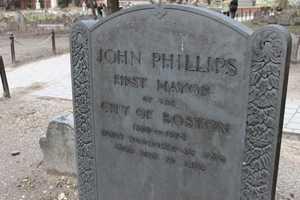 John Phillips (1770 – 1823), first mayor of the city of Boston
