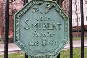John Smibert (1688 - 1751) Scottish-American artist