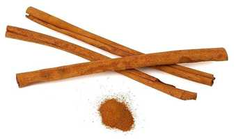 Studies suggest cinnamon may have a stabilizing effect on blood sugar levels.