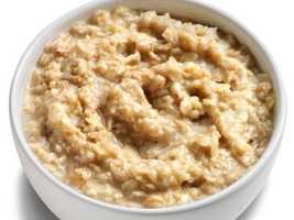 15.) Oatmeal