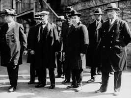 Their case became an international sensation and sparked riots when, after a controversial trial and a series of appeals, the two Italian immigrants were executed on August 23, 1927. There is debate to this day about their guilt or innocence.