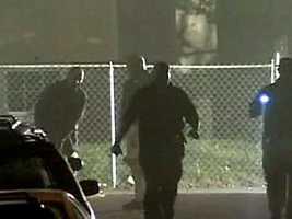 Police said the shootings were not random.