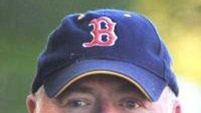 John Maguire Red Sox Cap - 26313007