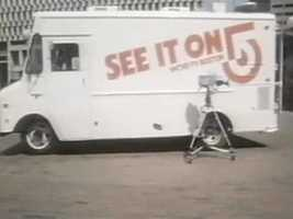 The latest technology in news gathering in 1980