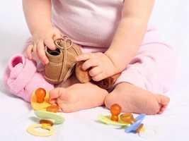 5.) Baby gear