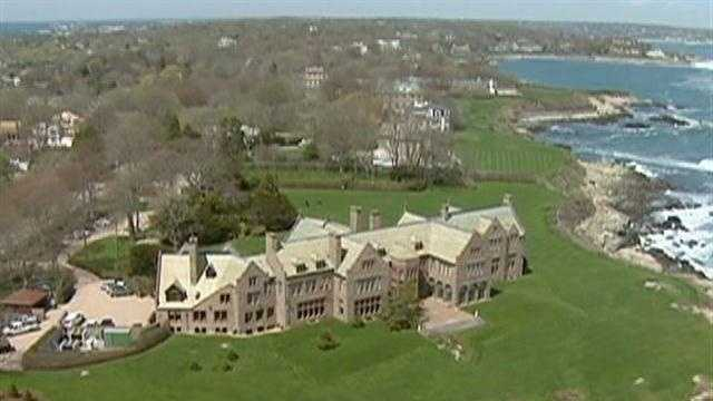 Doris Duke's Newport mansion
